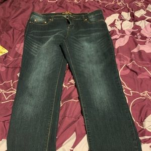 Reign skinny fit jeans size 15